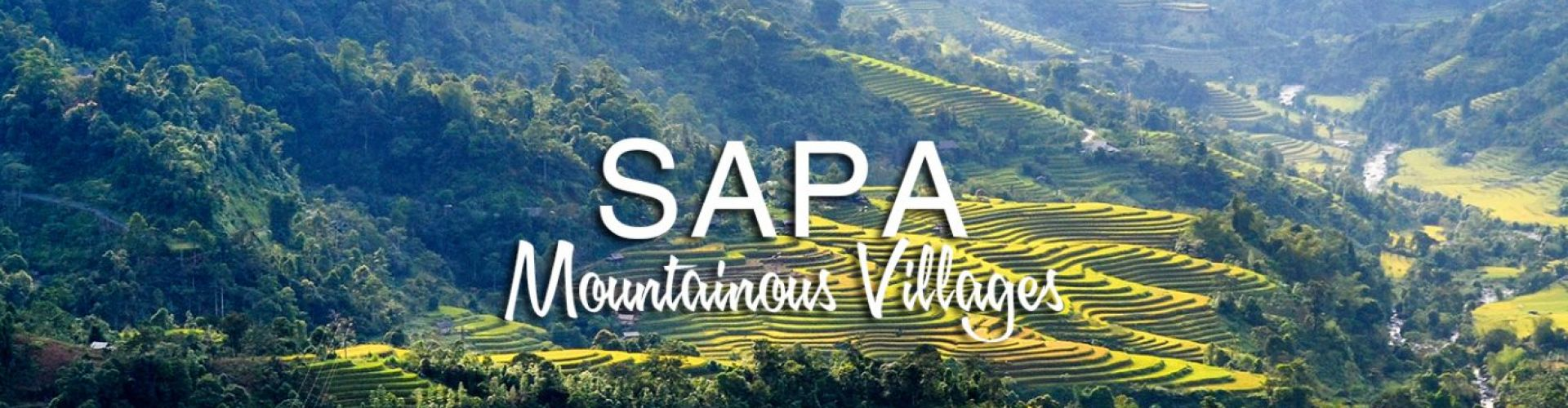 Destinations in Sapa