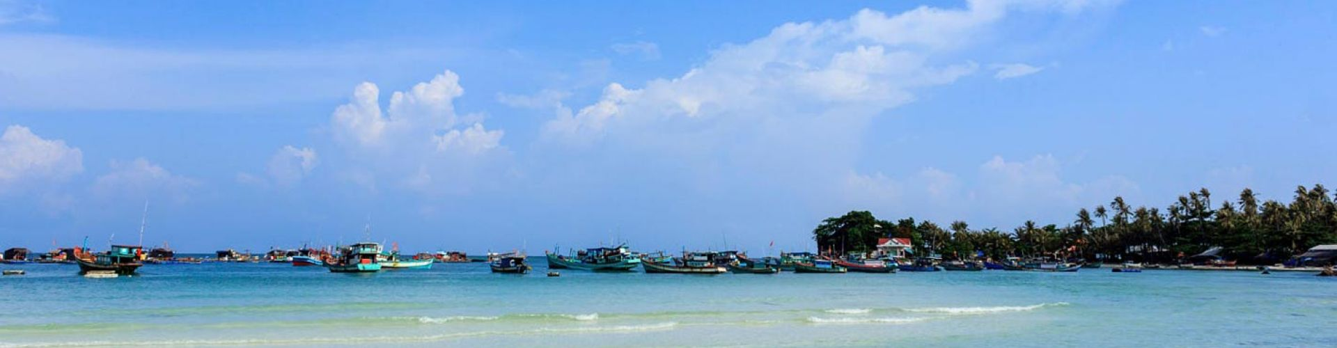 Destinations in Kien Giang