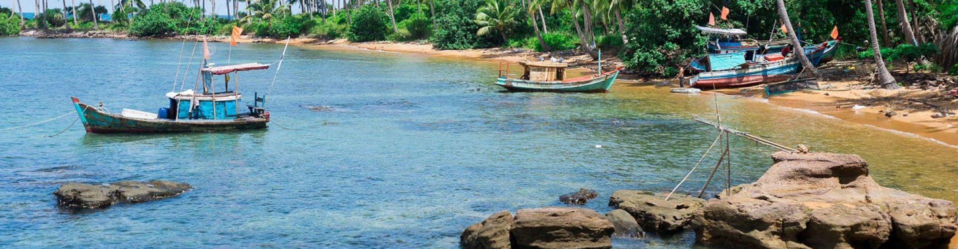 Destinations in Phu Quoc Island