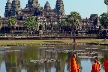 Angkor Temple Discover Full Day