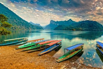 Ba Be And Cao Bang Adventure 5 Days 4 Nights