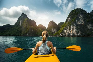 Trek And Cruise, Pu Luong National Park And Halong Bay 10 Days 9 Nights