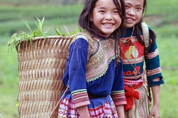 Sapa Minorities, Rice Fields And Waterfall Full Day