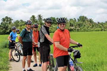 Cycling From Hue To My Son 3 Days