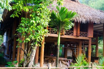 Pu Luong Nature Lodge - Huou Village