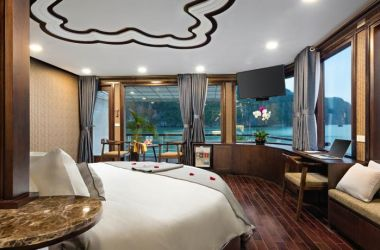 Combo Deals: Orchid Cruise + Apricot Hotel
