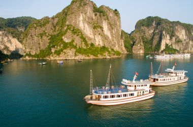 Halong Sen Cruise Day Trip