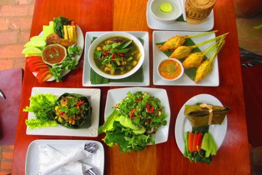 5 must-try cuisines in Laos