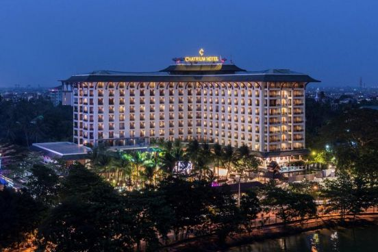 Chatrium Hotel Royal Lake Yangon
