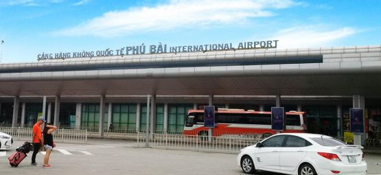 Phu Bai International Airport (Hue City)