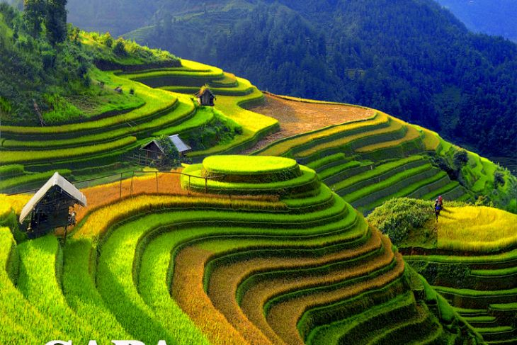 The Most Wonderful Destinations In Sapa