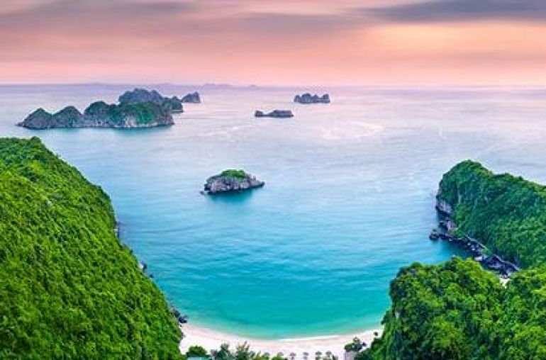 Lan Ha Bay - Halong Bay 2 Days 1 Night