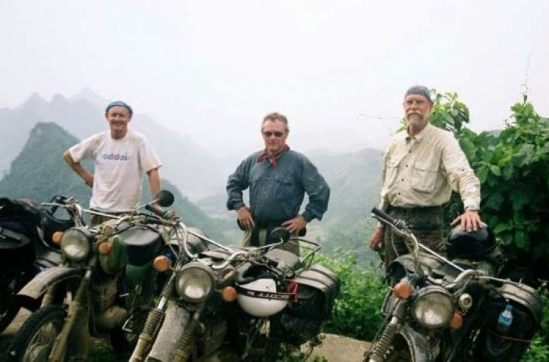 Ha Giang - Sapa Motorbike Tour 6 Days