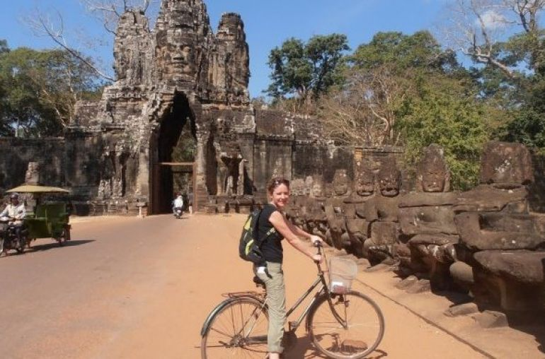 Angkor Cycling