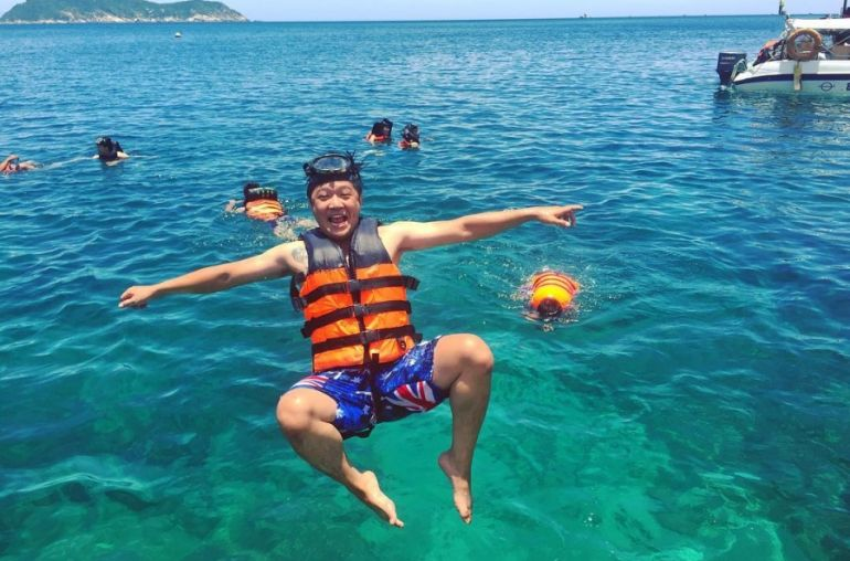 Explore Cu Lao Cham Island Full Day Group Tour
