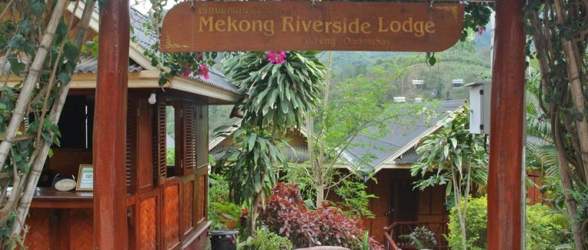 Mekong Riverside Lodge
