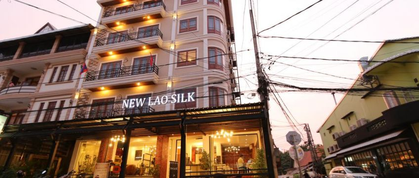 New Lao Silk Hotel