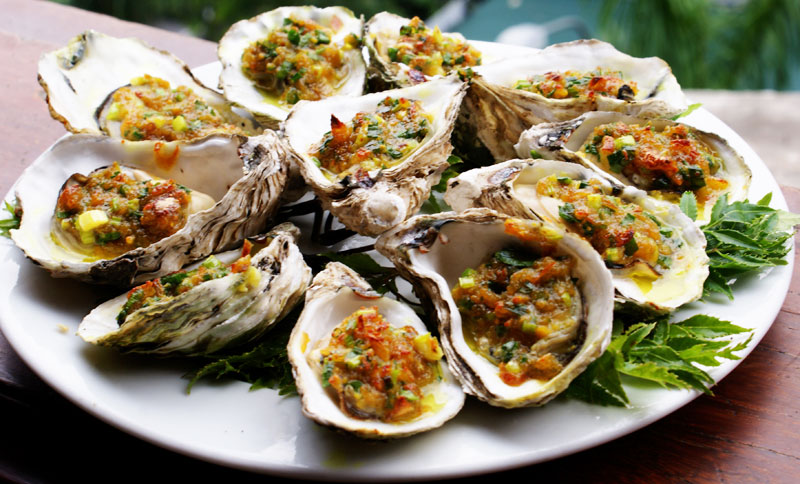 Halong Oysters