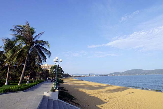 Vietnam central coast cycling tour