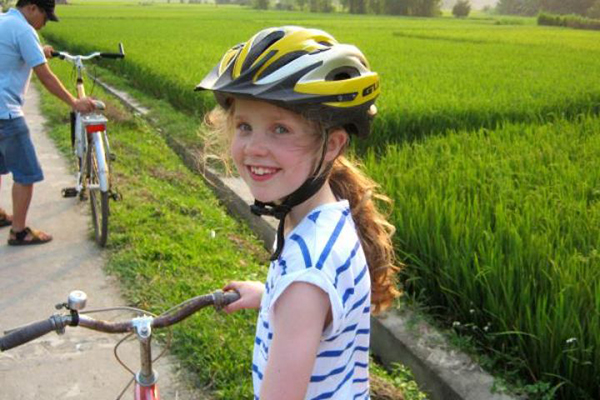 Best Vietnam cycling tour routes