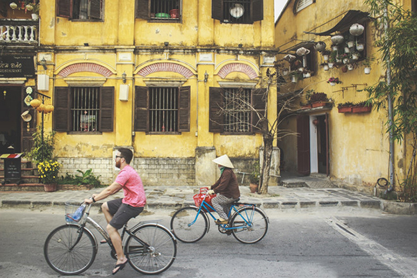 Best Hoi An cycling tours in Vietnam