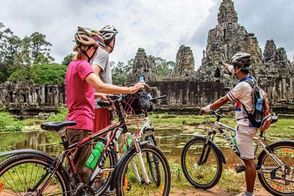 Vietnam - Cambodia cycling tours best price